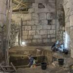 Hallan un complejo subterráneo de hace dos mil años a pocos metros del Muro de las Lamentaciones
